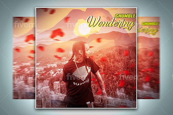 Ghumble Wondering album
